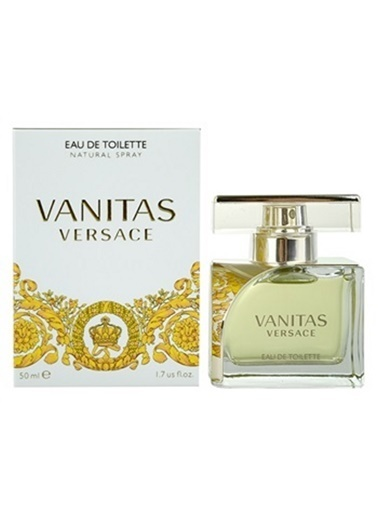 Versace Vanitas Edt 50 Ml Kadın Parfümü Renksiz
